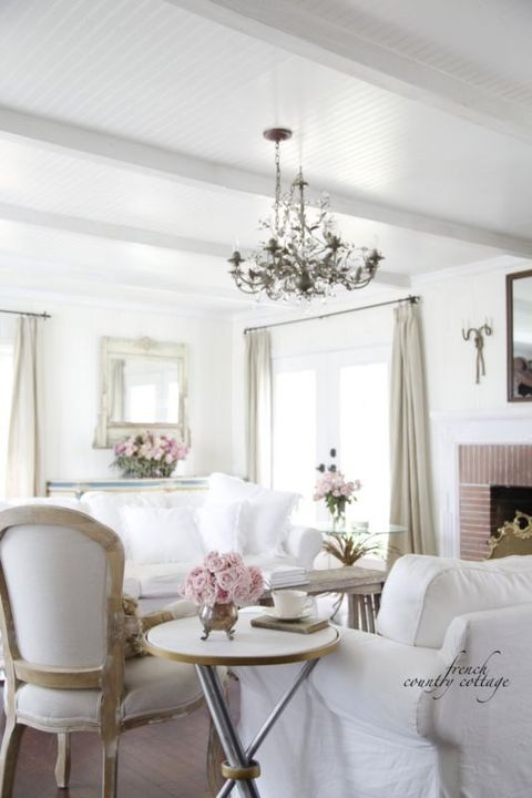 California French Country Style Cottage House Tour Elegant Decorating Ideas,Bathroom Wall Art Ideas Uk