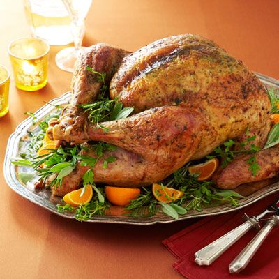 parsley sage rosemary and thyme turkey