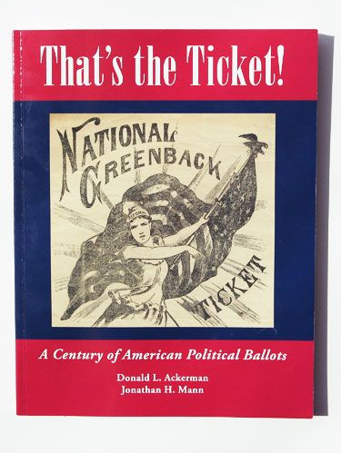 presidential collectibles book cover