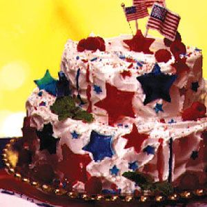 Stars-and-Stripes-Cake