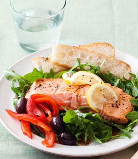 tuscan sun salmon salad