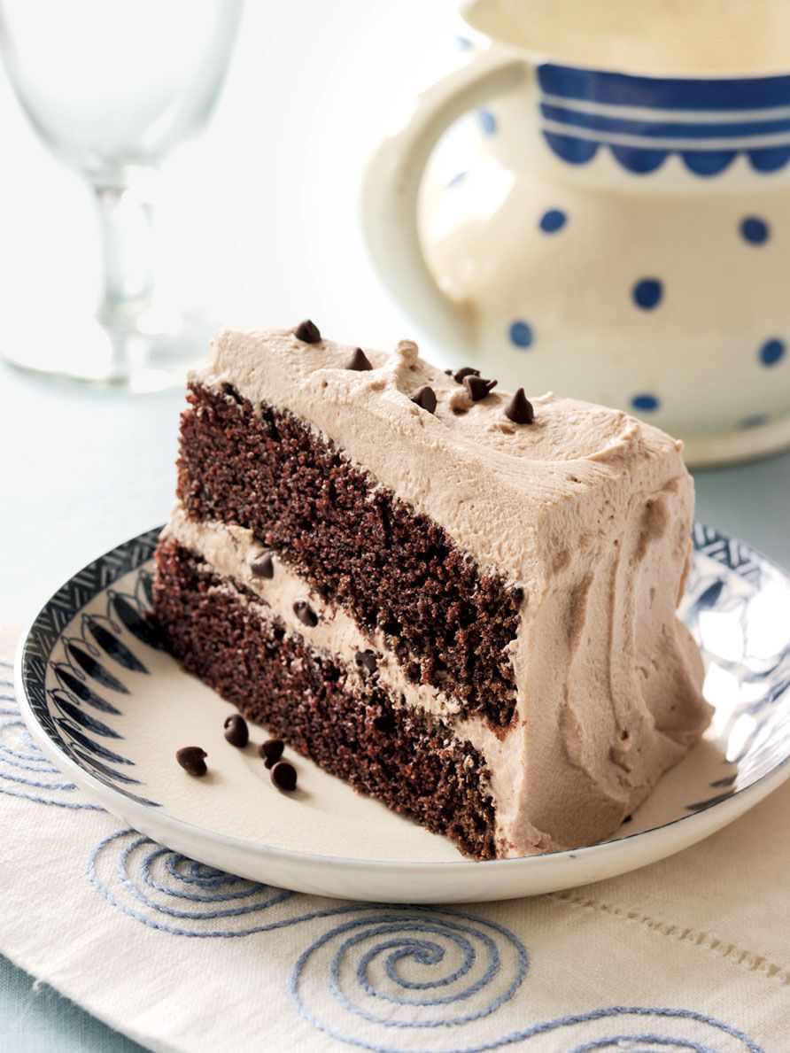Gianna S Chocolate Whipped Cream Cake