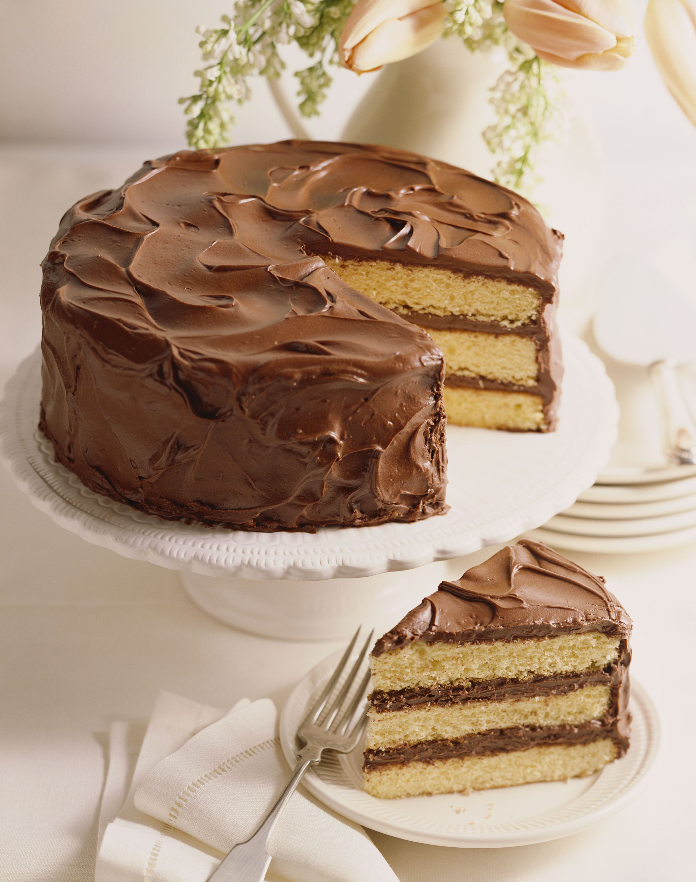 24 Homemade Birthday Cake Ideas