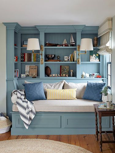built in daybed