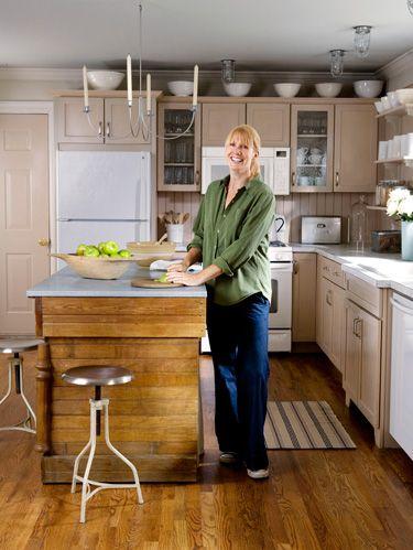 Lori Guyer Budget Kitchen Remodel - Cheap Kitchen Renovation ...