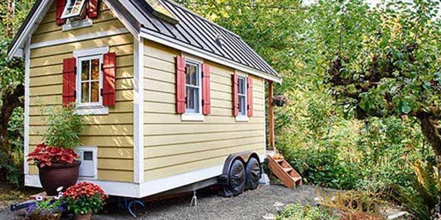 Courtesy Christopher Tack/Tumbleweed Tiny House Company