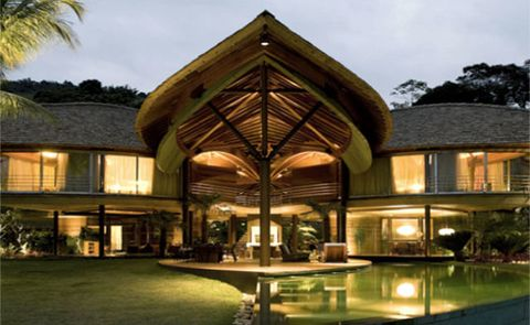 Leaf House Angra dos Reis Brazil