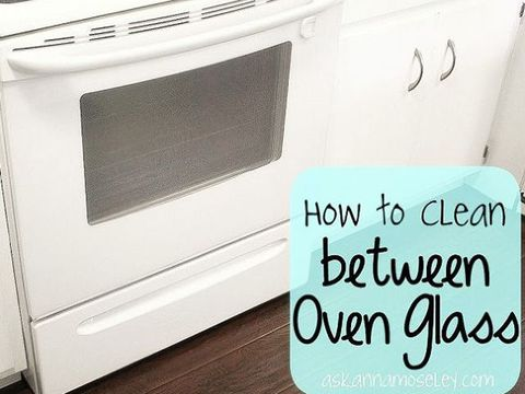 Oven Glass