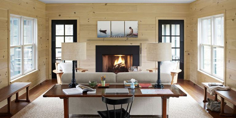 Modern Country Decor Ideas Modern Connecticut Vacation Home