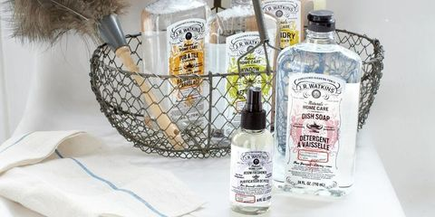 jr watkins all-natural cleaners