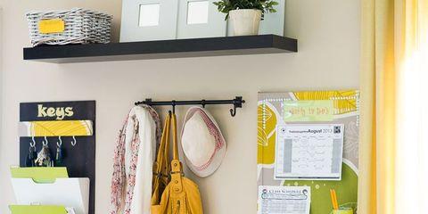 Banish Entry Table Clutter Diy Entryway Organization Ideas