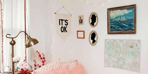 Dorm Room Decor - Dorm Decorating Ideas