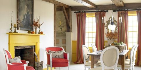 Floor, Room, Interior design, Wood, Flooring, Property, Furniture, Chair, Home, Interior design,