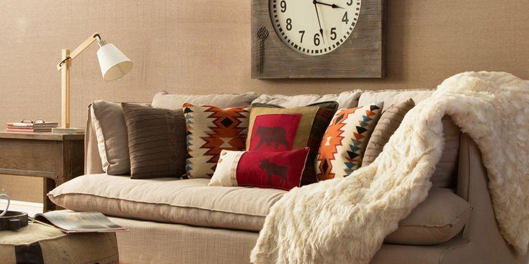Joss and Main Fall Living Room Decorating Ideas- Cozy Living Room ...