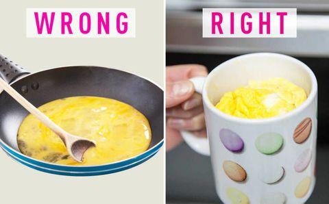 17 Ways You Re Eating Breakfast Wrong Breakfast Hacks