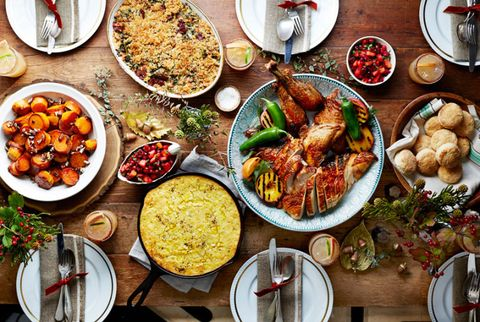 Image result for thanksgiving meals