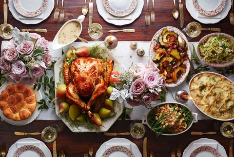 Image result for thanksgiving spread