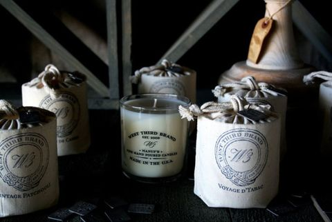 west third brand candles