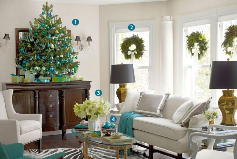New England Christmas Decorations