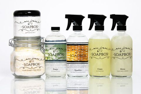 mrs jones soapbox natural cleaners