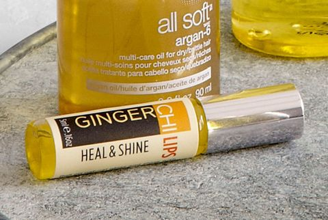 gingerchi heal and shine lip oil