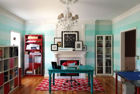 Before and After: A Home Office Makeover