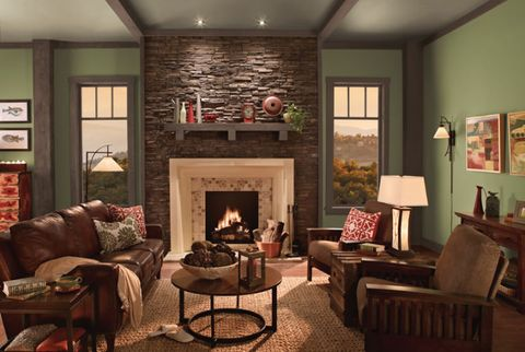 Behr Paint Colors Bold Ideas, Behr Paint Ideas For Living Rooms