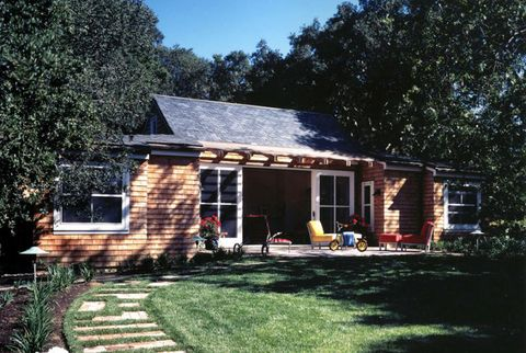 Cheerful California Guesthouse Guesthouse Decorating Ideas