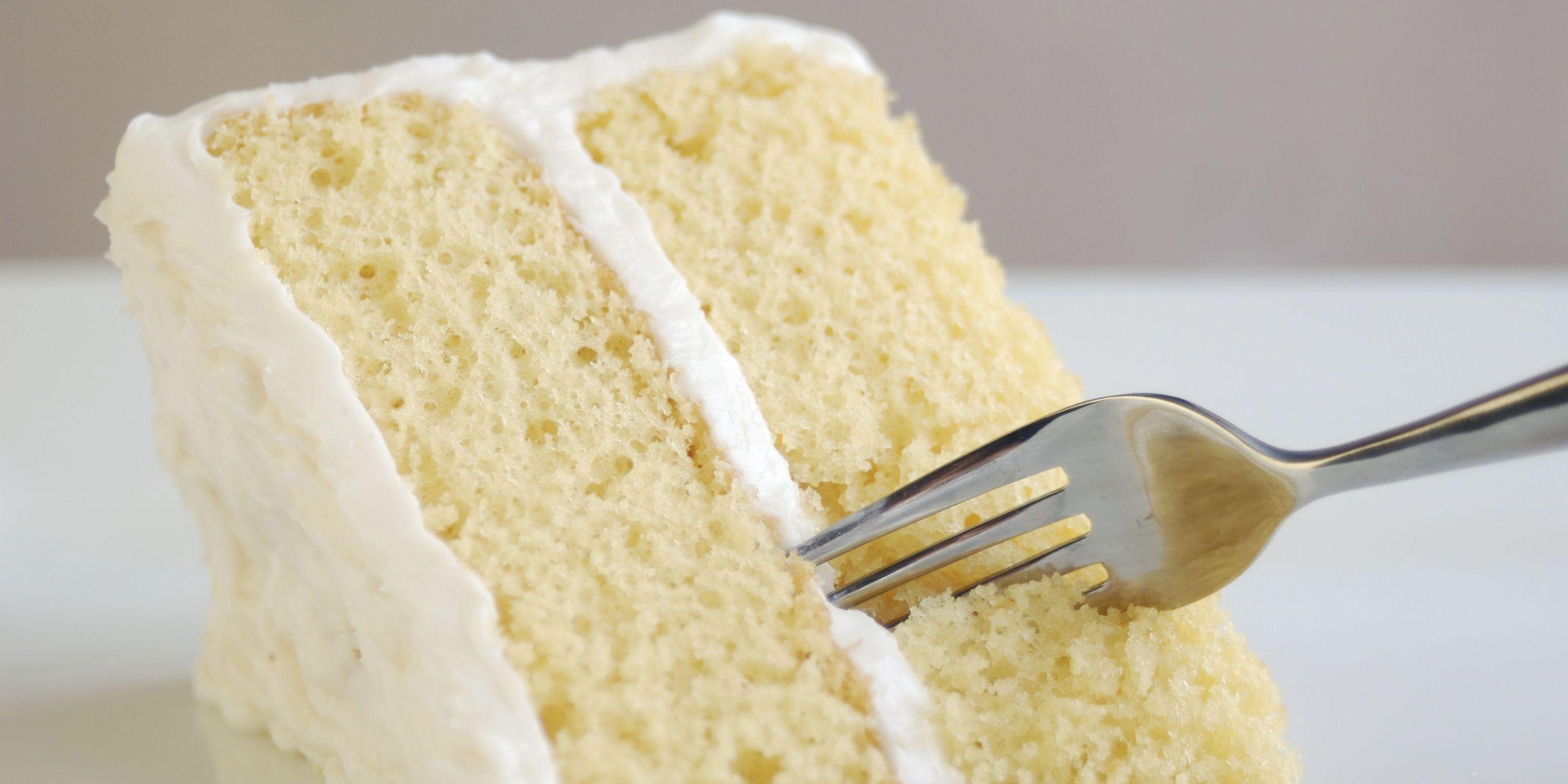 How to make a white cake mix chocolate