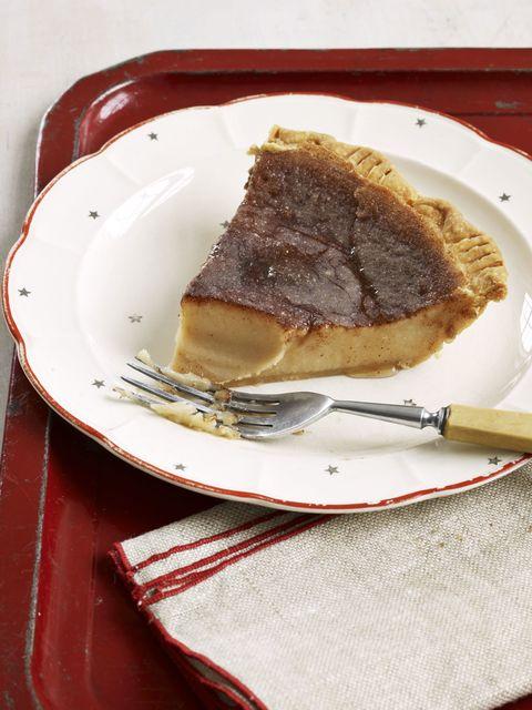hoosier sugar cream pie