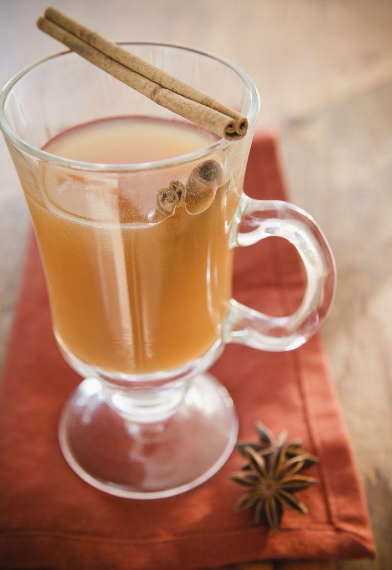 warm bourbon cider recipe