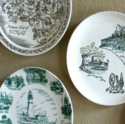 how to hang plates on a wall & How to Hang Decorative Plates - Create an Inexpensive Art Display