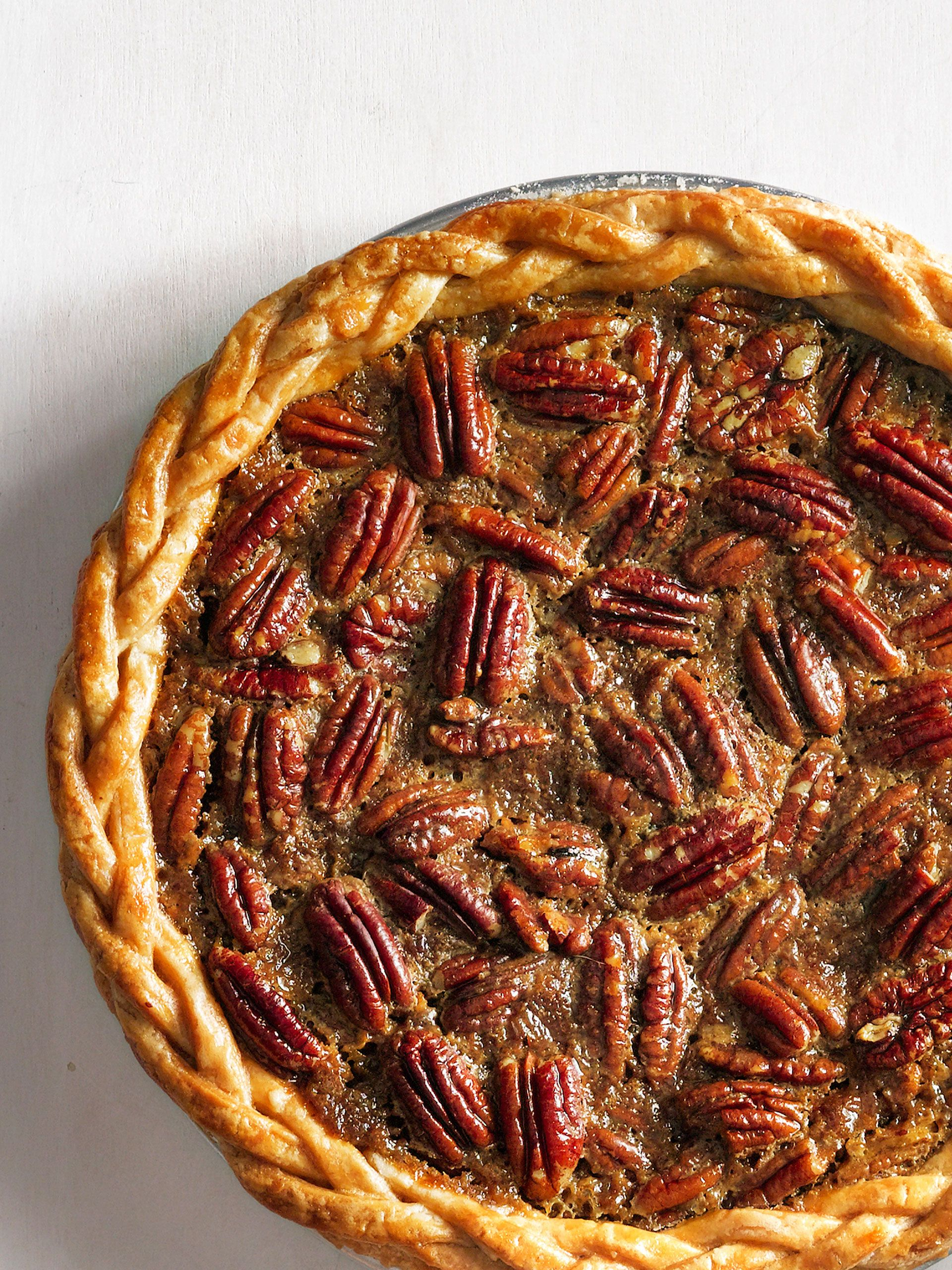 Old Fashioned Pecan Pie Recipe