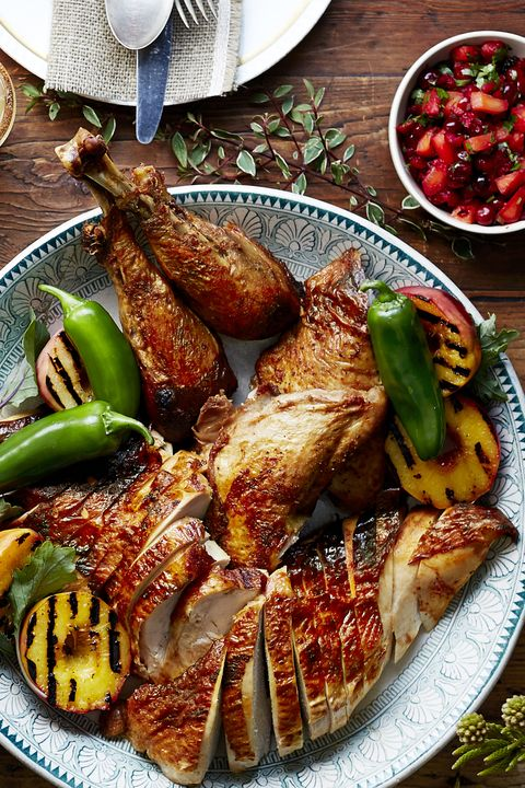 60 easy christmas dinner ideas best holiday meal recipes fried turkey recipe forumfinder Image collections
