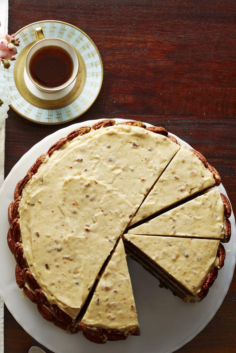 Country Living Apple Cake Recipe