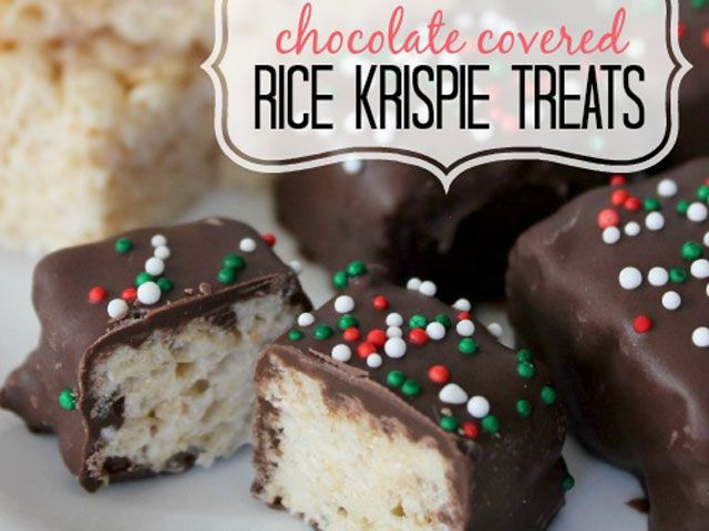 20 rice krispie treats recipes easy dessert recipes