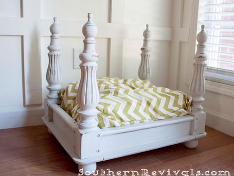 19 Adorable Diy Dog Beds How To Make A Cute Amp Cheap Pet Bed