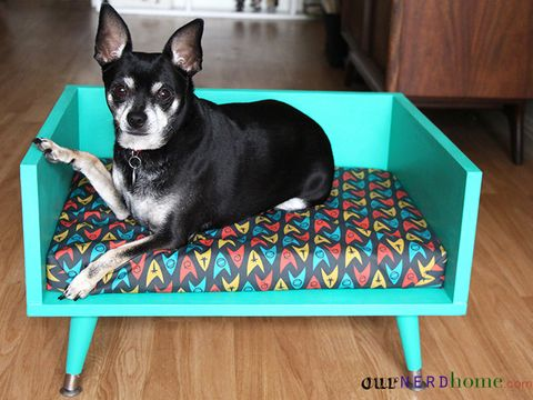 Outstanding 19 Adorable Diy Dog Beds How To Make A Cute Cheap Pet Bed Short Links Chair Design For Home Short Linksinfo