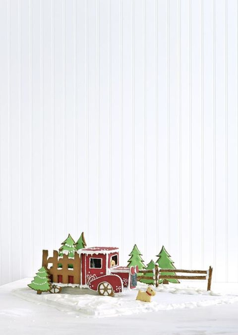 House, Winter, Home, Christmas, Toy, Snow, Illustration, Fictional character, Cottage, Gingerbread house,