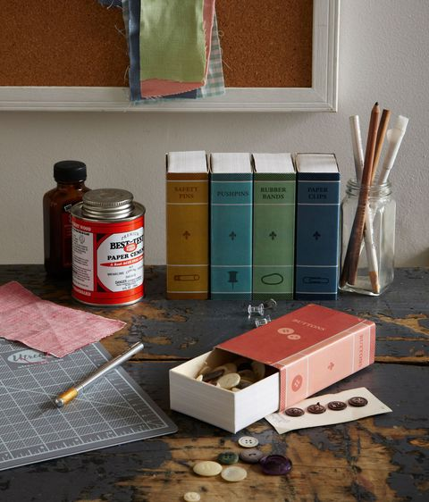give matchboxes a novel makeover