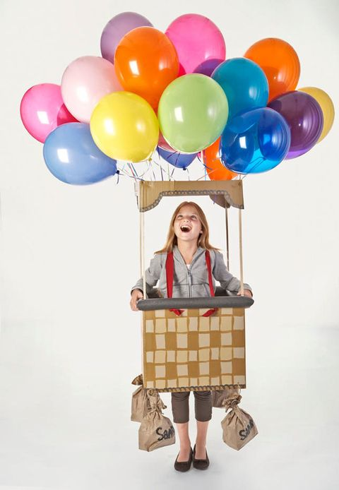 fb9dd227ca98 Hot-Air Balloon Costume for Kids
