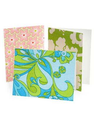 colorful notecards