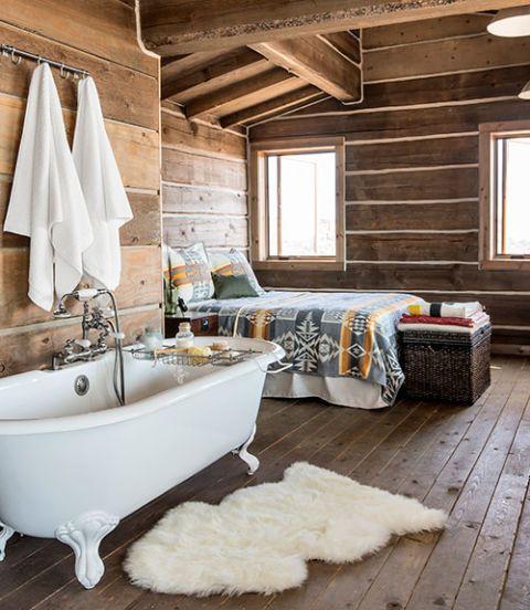 Country Kitchen Jackson Tn: Robert Keith Rustic Idaho Cabin