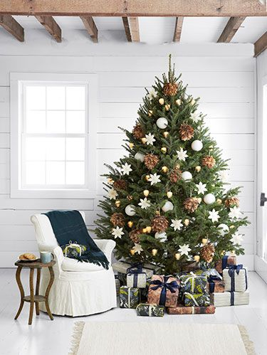 christmas tree - Elegant Christmas Decor