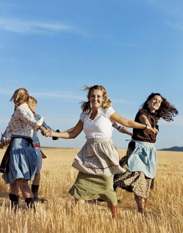 prairie party women