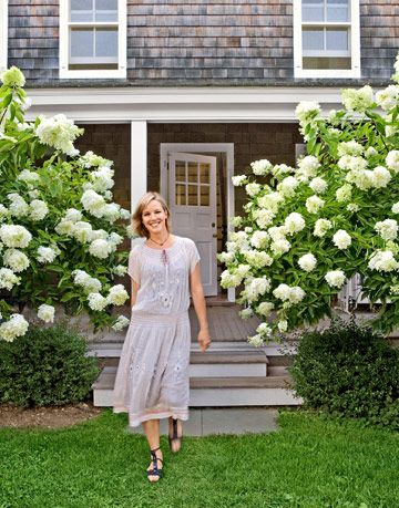 donna francis at her long island home
