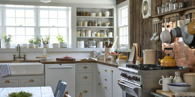 How To Decorate Old Kitchen Cabinets