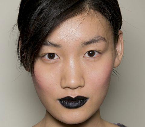 Nose, Lip, Cheek, Hairstyle, Skin, Eye, Chin, Forehead, Eyelash, Eyebrow,