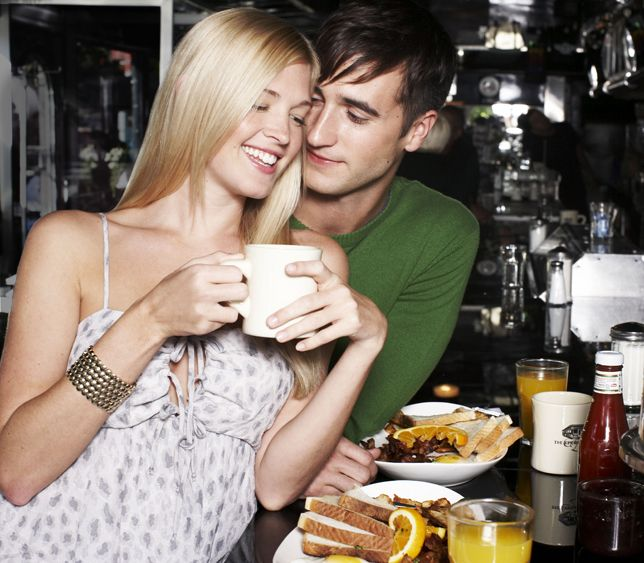 Preek illustraties over dating