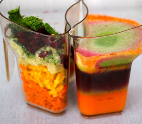 Food, Ingredient, Orange, Tableware, Produce, Recipe, Garnish, Paint, Gelatin dessert, Non-alcoholic beverage,